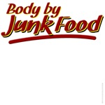 Body By Junk Food t-shirts
