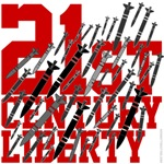 21st Century Liberty: A cloud of missiles