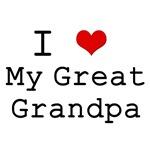 I Heart My Great Grandpa