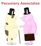 Pecuniary Associates Piggy Banks