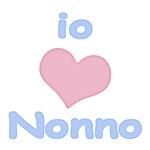 I Love Grandpa (Nonno) Italian