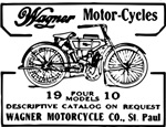 Retro Motorcycle Ad