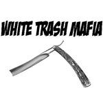 White Trash Mafia Straight Razor