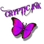 Cryptic Ink Purple Butterfly