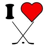 I Heart Hockey