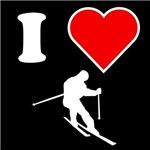 I Heart Skiing