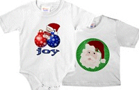 Infant and Toddler Holiday Wear!