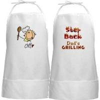 Barbeque Aprons, Cooking Aprons, Grilling Aprons