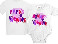 Family Member Valentine T-shirts and Gifts