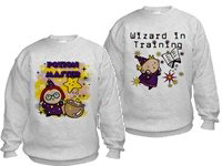 Magic and Wizards Kid's Sweatshirts