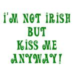 I'm Not Irish Design