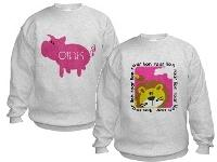More Animal Kid's Sweatshirts and Hoodies