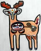 Deer Totem Zodiac