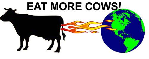 EAT MORE COWS!