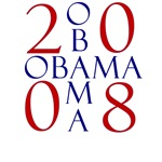 Obama 2008 -- Over 60 products with this design!