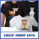 Cat Cartoons Gifts