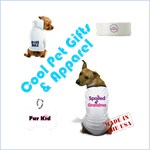 Cool Pet Gifts & Apparel