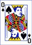 Obama Playing Card