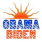 Obama Biden Patriotic