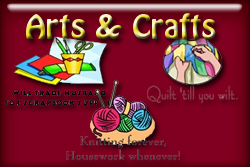 Arts and Crafts T-shirts and gifts.