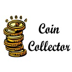 Coin Collector T-shirts and gifts.