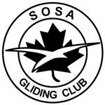 SOSA - Black logo/clear background