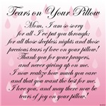 TEARS ON YOUR PILLOW