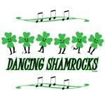 DANCING SHAMROCKS