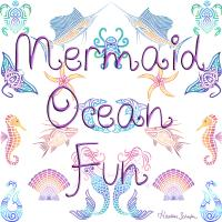 Mermaid Ocean Fun