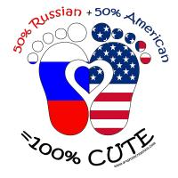 Russian American Baby