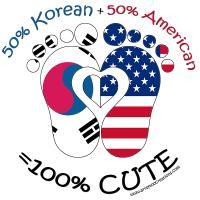 Korean American Baby