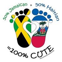Jamaican Haitian Baby