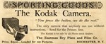 Classic Kodak Camera Ads