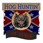 Hog Huntin' In Dixie