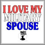 I love my military spouse