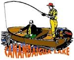 Canandaigua Lake fishing...