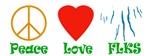 Peace - Love - FLKS