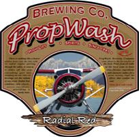 PropWash Brewing Co. Radial Red