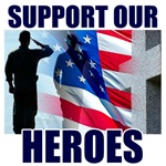 Support Our Heros