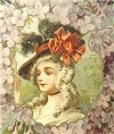 Colonial Aristocrat Lady