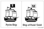Pyrite Ship