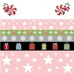 Holiday Stars Gifts-pink