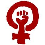 Red Feminist POWER!