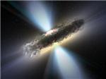 Hidden Blackhole - NASA Rendering