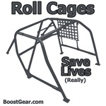 Roll Cages Save Lives - Dog Shirts