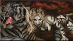 PRISON TIGER LADY