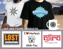 <b>The Lost Store!</b><br>Lost and Found t-shirts