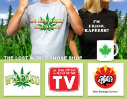 <b>The Smoke Shop!</b><br>Gifts that Make Friends