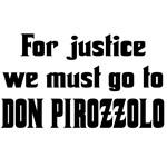 For justice we must go to Don Corleone