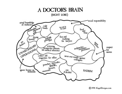 A Doctor's Brain